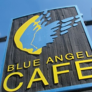Blue Angel Cafe