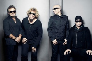 Chickenfoot - Photo courtesy of Bryan Adams