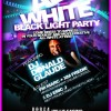 "DJ Donald Glaude ""All White Black Light Party"" at Bar 24"