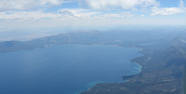 Getting to South Lake Tahoe