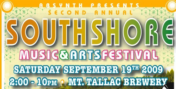 South Shore Music and Arts Festival