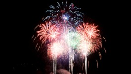 Labor Day Weekend Fireworks Extravaganza on Lake Tahoe